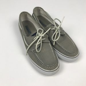 Sperry Top Siders with Leather Laces Size 8.5